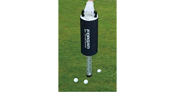 Forgan of St Andrews - Bolsa recogebolas de golf: Amazon.es ...