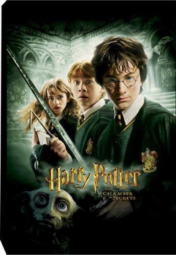 Harry Potter and the Chamber of Secrets Canvas Art Print Limited Edition 16 x 24 from Harry Potter