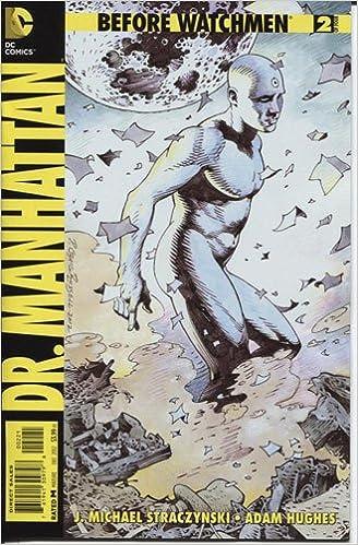 Amazon Before Watchmen Dr Manhattan 2 Of 4 P Craig Russell
