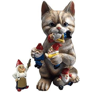 Amazon com : BigMouth Inc The Great Garden Gnome Massacre, Hilarious