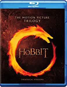 Hobbit Trilogy [Blu-ray]