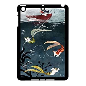 UNI-BEE PHONE CASE For Ipad Mini Case -Grumpy Cat,Because Cats-CASE-STYLE 8