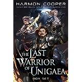 The Last Warrior of Unigaea Box Set: A Fantasy LitRPG Adventure
