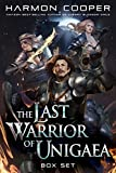 Download The Last Warrior of Unigaea Box Set: A Fantasy LitRPG Adventure in PDF ePUB Free Online