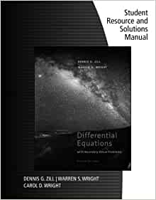 differential equations with boundary value problems 8th edition pdf download