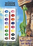 Spot Leads the Way (Disney/Pixar The Good Dinosaur) (Deluxe Paint Box Book)