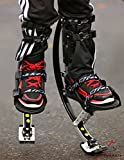 Air-Trekker Jumping Stilts Youth Model - Medium 70-95 lbs