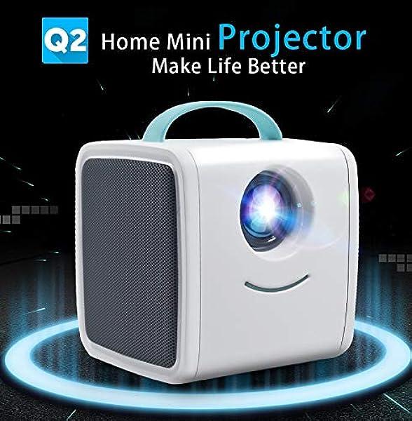 XuBa - Mini proyector de 700 lúmenes para niños, educación ...