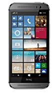 HTC One M8 Windows 32GB Verizon 4G LTE Smartphone w/ Cortana - Gunmetal Grey