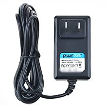 PwrON 6.6 FT Cable 9V 2A AC DC Adapter Converter Replacement Power Supply Cord (OD: 5.5mm x ID: 2.1mm / 2.5mm Tip and Positive Inside Output 9VDC 2000mA Fits 1.8A 1.5A 1.3A 1.2A 1A 750mA 700mA 50mA)