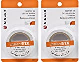 Singer Instant Hem Tape, 3/4-Inch by 15-Foot (2 Pack)
