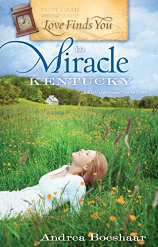 book cover of Love Finds You in Miracle, Kentucky