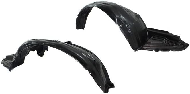 fits 2008-2010 IMPREZA WRX Front PASSENGER Bumper Inner Fender Splash Shield