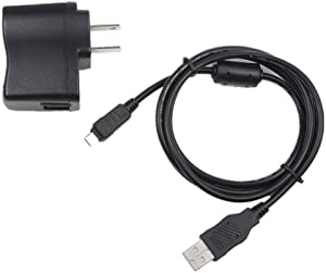 Yustda Home Wall Charger/Adapter for Uniden Bearcat BC75XLT, BC-75XLT Handheld Scanner