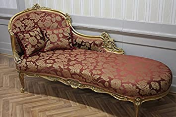 LouisXV Barroco estilo antiguo sofá MoSoHm84: Amazon.es: Hogar