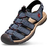 ATIKA AT-M103-NV_260 (US M 8) Men's sport sandals tesla Cairo trail outdoor sandal water shoes aqua running slide boots