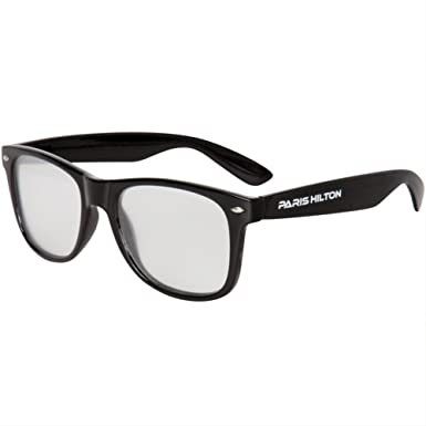 Amazon.com: Paris Hilton – Difracción Lense Black – Gafas de ...