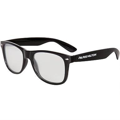 Amazon.com: Paris Hilton – Difracción Lense Black – Gafas de ...