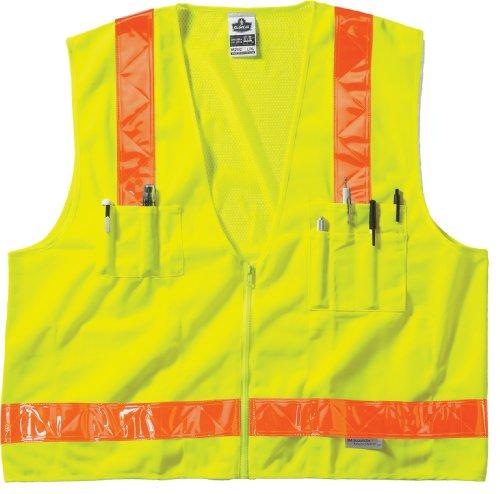 Ergodyne GloWear 8250ZHG Hi Gloss Surveyors