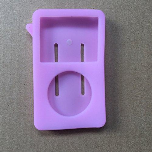 Zhuhaitf Soft TPU Silicon Case Cover for iPod Classic 80GB, 120GB & 5th 30gb