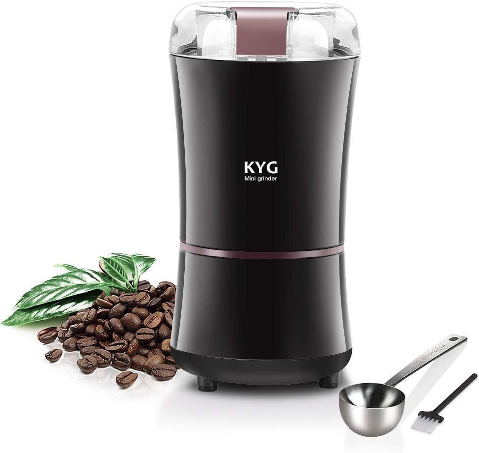KYG(ケーワイジー)電動コーヒーミル 3503