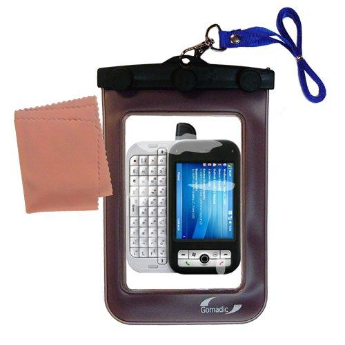 Gomadicアウトドア防水携帯ケースHTCのApache toの使用に最適Underwater – keepsデバイスClean and Dry   B0049KXWE8