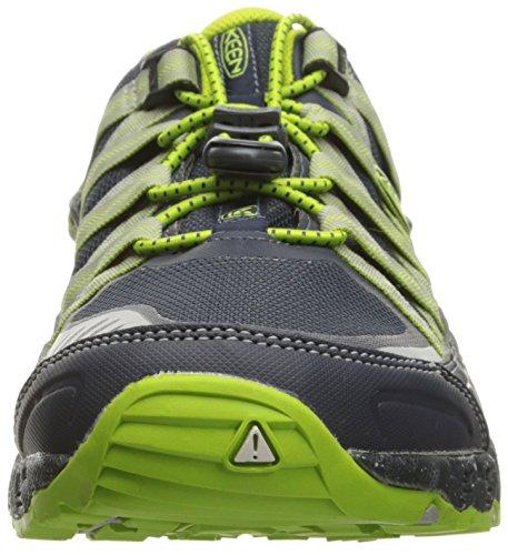 Keen Versatrail WP, Stivali da Escursionismo Uomo verde