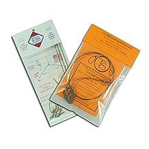 Thompson Snares SK-1 Survival Snare Set + Speedhook 3 Pack Bugout Bag Prep Kit