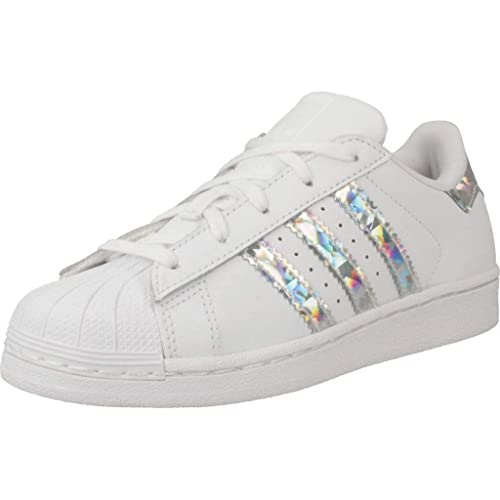 707ddd55c1051c adidas Unisex Kids  Superstar C Gymnastics Shoes  Amazon.co.uk ...