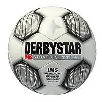 Derbystar Fußball Stratos Tt, Schwarz, 1282500120