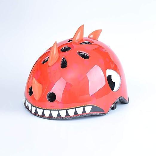 SXC Casco de Seguridad Deportivo Multifuncional 3D Diseño Animal ...