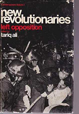 book cover of The New Revolutionaries