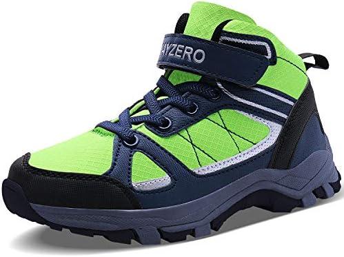 スニーカー キッズ 子供靴 ランニングシューズ キッズシューズアウトドア ハイキング 運動靴 通学 通気 防滑 男女兼用 6色 17.5cm~20.5cm