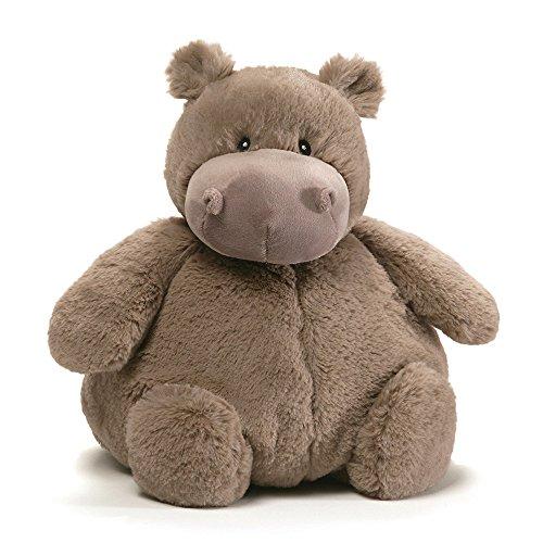 Gund Baby Chub Hippo Stuffed Animal