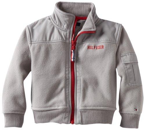 Tommy Hilfiger Little Boys' Long Sleeve Kevin Polar Fleece Jacket