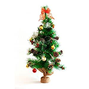 Battery Operated Small Christmas Trees