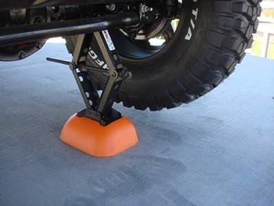 Jeep Wrangler Spare Tire JACK BASE BOOSTER, OE Mopar