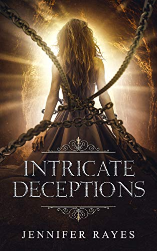 Book: Intricate Deceptions by Jennifer Rayes