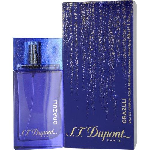 Price comparison product image St Dupont Eau de Parfum Spray for Women,  Orazuli,  1.7 Ounce