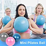 CosArt Mini Pilates Yoga Ball, 25cm/9 Inch Exercise
