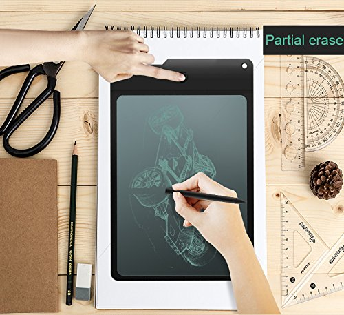 LCD Screen Writing Tablet, 8.8 Inch Electronic Imitating Writing Surface Board with Stylus Durable Doodle Drawing Portable Translucent Pad for Kids Office, Can Be Saved and Edited with APP DIGIBLUSKY by DIGIBLUSKY (Image #4)
