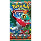Pokemon XY XY3 Furious Fists Booster Box (36 Booster Packs)