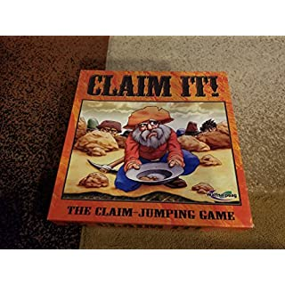 Wattsalpoag LLC Claim It! Board Game