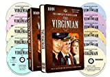 The Virginian: Season 4 - 30 Full Color Episodes - 10 DVD In a Special Embossed Tin!