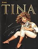 Tina Turner signed tour program