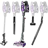 Shark Rocket Ultra-Light Powerful Upright Vacuum, Bonus Under Appliance Wand, Dust-Away Floor Attachment and Microfiber Pad, Pet Multi Tool, with LED Head Lights,