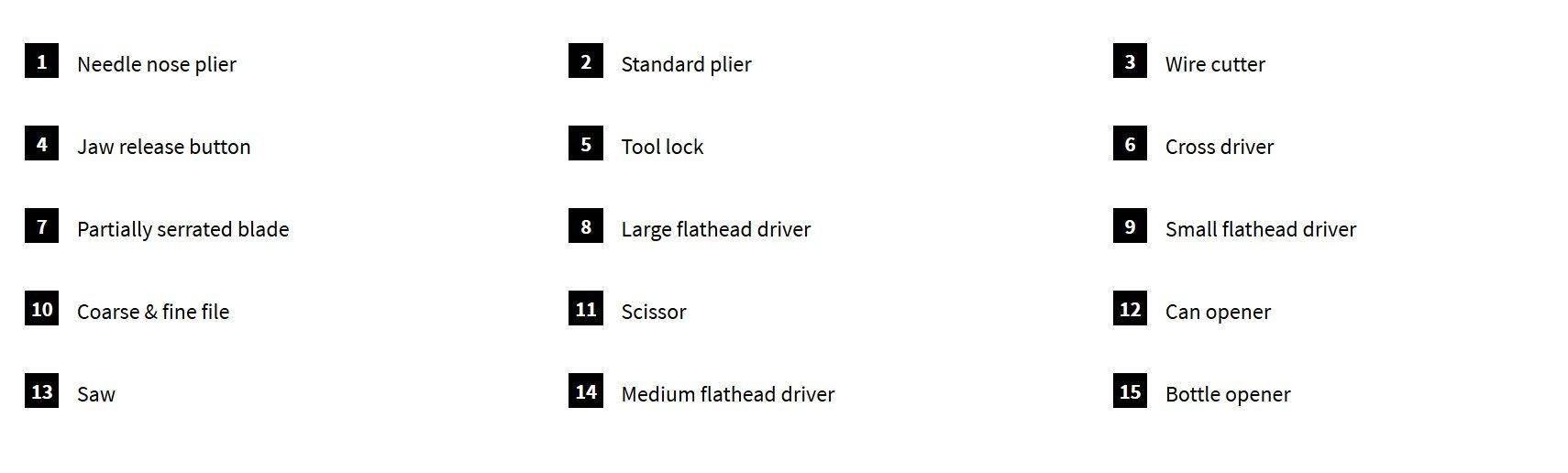 Gerber Diesel Multi-Plier, Stainless Steel [22-01470] by Gerber