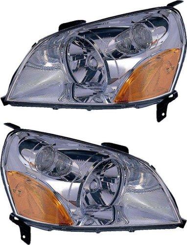 03 honda pilot headlight assembly - 5