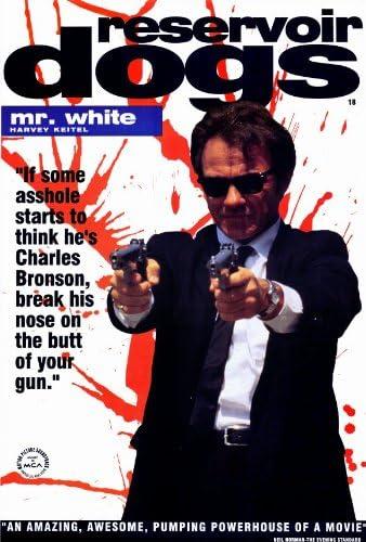 Tim Roth Steve Buscemi K NEW Reservoir Dogs Movie POSTER 11 x 17 Harvey Keitel