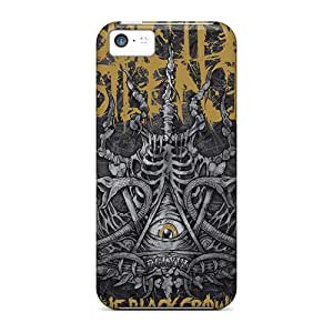 [vHi1405vHIl]premium Phone Case For Iphone 5c/ Suicide Silence Tpu Case Cover